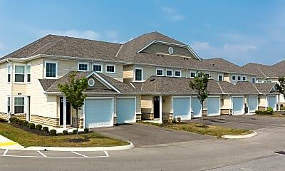 Building, Carson Farms Apartments, 1