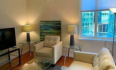 Living Room, 2221 I St NW, 2