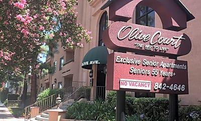 Olive Court, 1