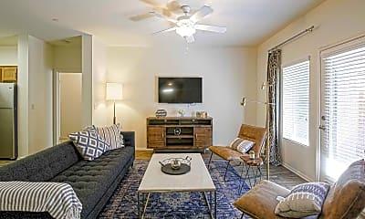 Living Room, Villa Camille, 1