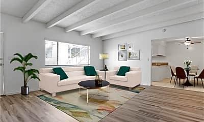 Living Room, 2321 Florida St B, 0