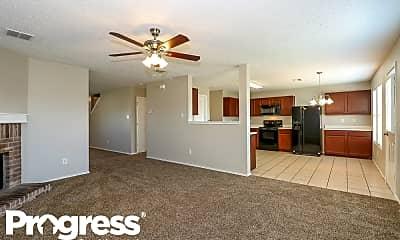 Living Room, 5409 New Castleton Ln, 1