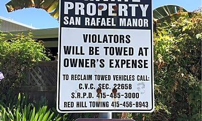 San Rafael Manor, 1