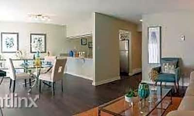 Living Room, 5714 Richmond Ave, 1