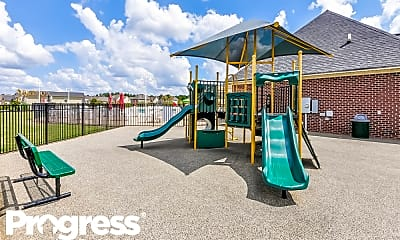 Playground, 647 Airedale Trail, 2