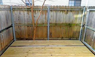Patio / Deck, 1370 Oakland Ave, 2