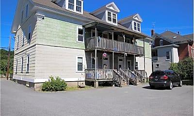 Building, 509 Pond St, 1