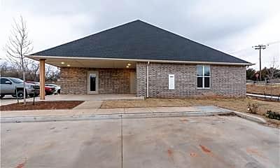 Building, 3000 E Britton Rd 7, 2