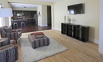 Living Room, Fenton Village, 1