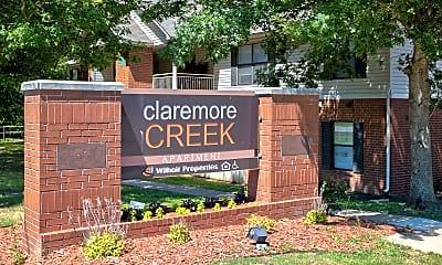 Claremore Creek, 2