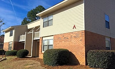 Whispering Pines Apartments, 2