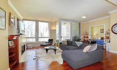 Living Room, 55 E Erie St, 1
