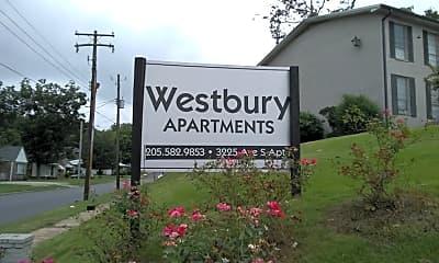 Westbury Apartments, 1