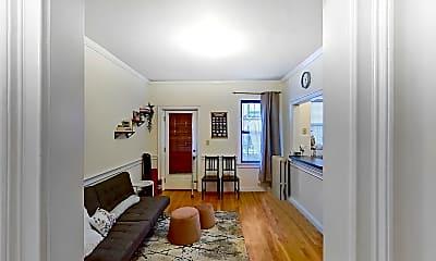 Living Room, 76 Quint Avenue, Unit 4, 0
