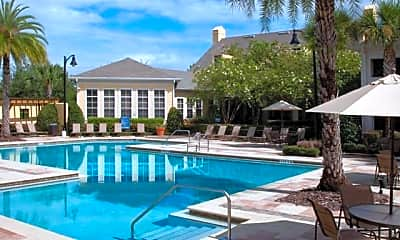 Pool, Heritage on Millenia Apartments, 0