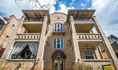 Building, 1522 N Lafayette St, 0