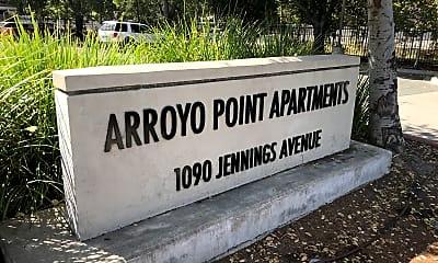 Arroyo Point Apartments, 1
