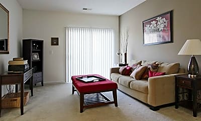 Living Room, Park Lane, 1