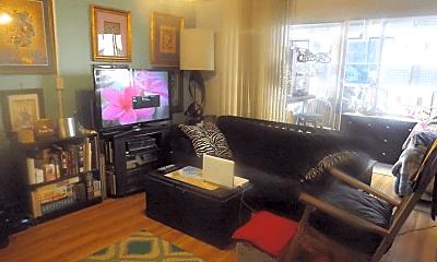 Living Room, 411 Kaiolu St, 0