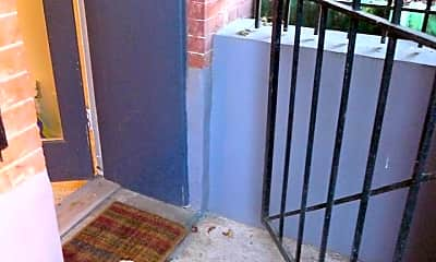 Patio / Deck, 1312 R St NW, 1