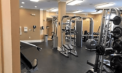 Fitness Weight Room, 518 War Admiral Ct, 2