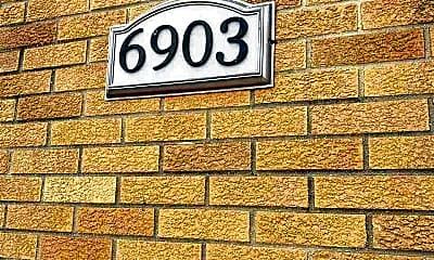 Community Signage, 6903 Newkirk Ave 1, 2