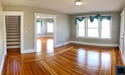 Living Room, 83 Bigelow St, 1