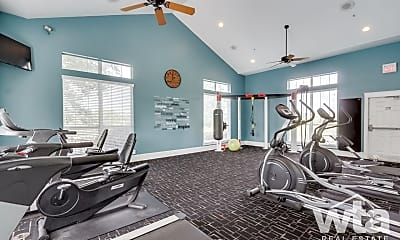 Fitness Weight Room, 5600 Babcock Rd, 1