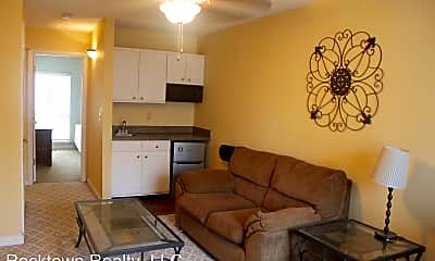 Living Room, 1352 Bradley Dr, 1