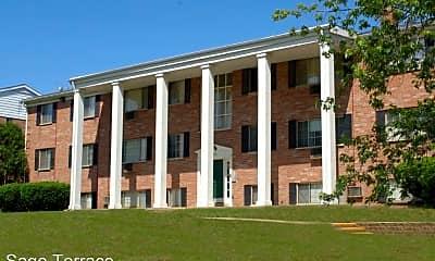 Building, 318 N Sage St, 2
