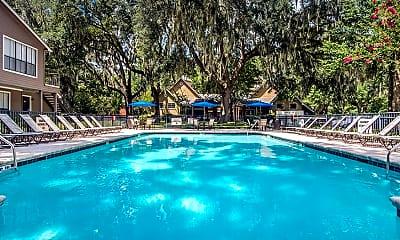 Pool, Colonial Village at Huntington, 0