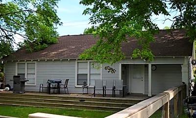Building, 512 W Davis St, 1