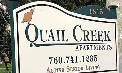 Quail Creek, 2