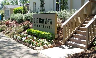 215 Bayview, 1