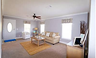 Living Room, 7501 142ND AVE. N. LOT 648, 2