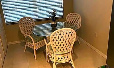 Dining Room, 8085 Celeste Dr 812, 2
