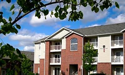 Building, Cambridge Park Apartments, 0