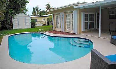 Pool, 743 SE 10th Terrace, 0