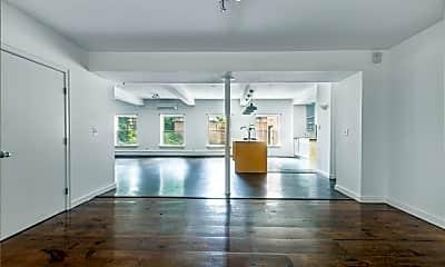 Living Room, 144 Spring St, 1