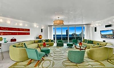 Living Room, 20155 NE 38th Ct 2604, 0