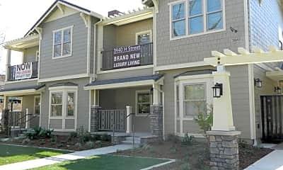 Building, 3940 H St, 1