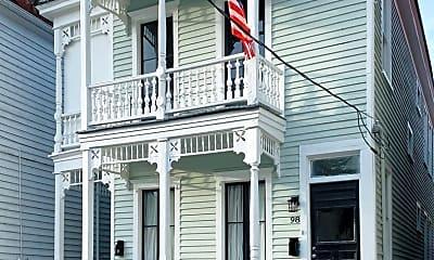 Building, 98 Morris St, 0