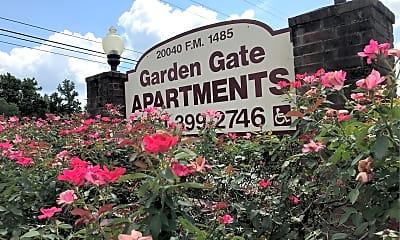 Garden Gate I & II, 1