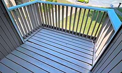 Patio / Deck, 5007 Groom Ln, 2