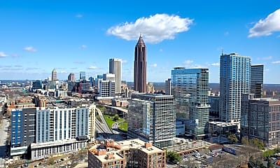 Building, 285 Centennial Olympic Park Drive NW #1903, 2