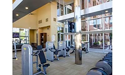 Fitness Weight Room, 4600 Roswell Rd Unit #S, 2