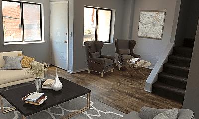 Living Room, 541 S 12th St, 1