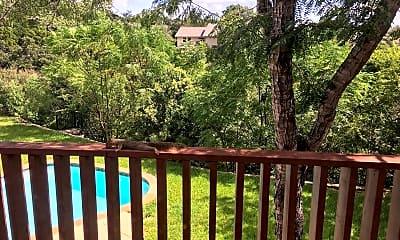 Patio / Deck, 9406 Rolling Oaks Trail, 2