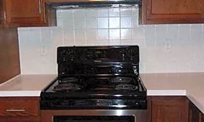 Kitchen, Autumn Ridge Townhomes and Apartments, 1