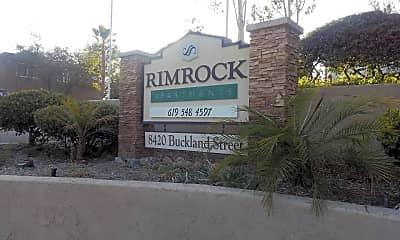 Rimrock Apartments, 1